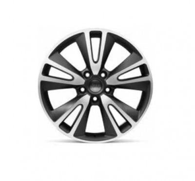 "Jeep Grand Cherokee (WK2) Alloy Wheel 20"" Bi-Coloured - single"