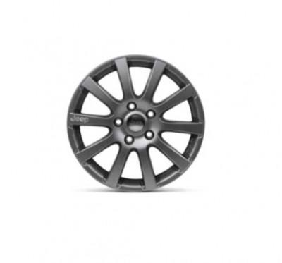 Jeep Grand Cherokee (WK2) Ten Spoke Alloy Wheel 18""