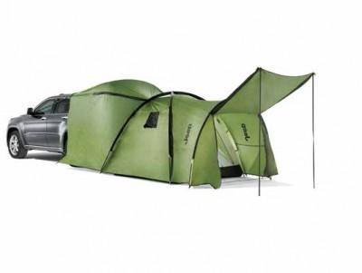 Jeep Branded Attachable Tent