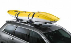 Jeep Canoe Carrier