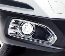 Suzuki SX4 S-Cross Fog Lamp Trim Set, Chromed