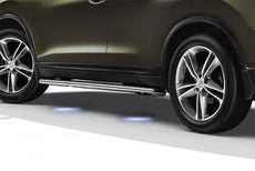 Nissan X-Trail (T32/C) Side Styling Bars, S/S Illuminated