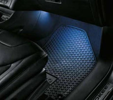 Jeep Interior Ambient Lighting Kit, Blue