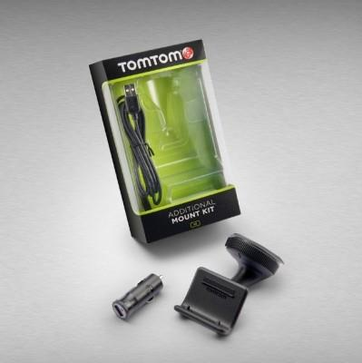 Alfa Romeo TomTom Suction Kit inc 12v AC Plug