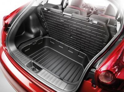 Nissan Juke (F15E) Trunk Storage Tray vehicles with Spare Wheel 2010-2014