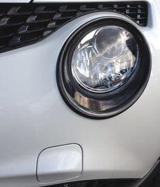 Nissan Juke (F15E) Piano Black Headlamp Finishers 2010-2014