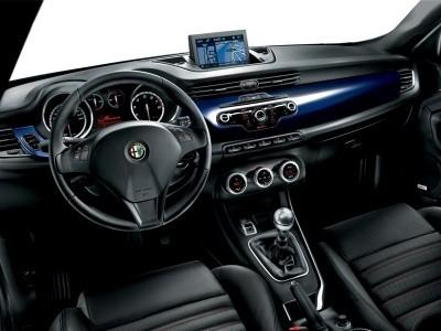 Alfa Romeo Giulietta Dashboard Cover Trim Kit, Deep Blue RHD 2010-2014