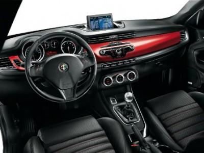 Alfa Romeo Giulietta Dashboard Cover Trim Kit, Alfa Red RHD 2010-2014