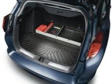 Honda Civic Tourer Boot Tray with Dividers 2014-
