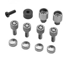 Fiat Locking Wheel Bolts