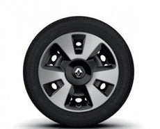 "Renault Twingo (3) Wheel Trim 15"" Viva Stella Grey/Black"