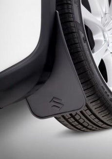 Suzuki SX4 Flexible Rear Mudflaps