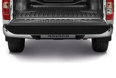 Nissan NP300 Navara (D23M) Tailgate Protection, Under-Rail