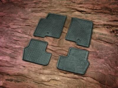 Jeep Compass (MK) Premium Carpet Floor Mats 24oz RHD