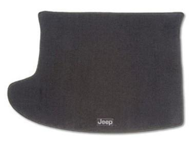 Jeep Compass (MK) Carpet Boot Liner