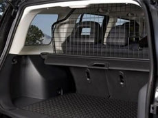 Jeep Compass (MK) Boot Partition Dog Guard