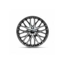 "Jeep Cherokee (KL) 17"" Alloy Wheel, Dark Grey/Polished"