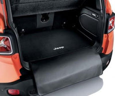 Jeep Renegade Reversible Cargo Mat with Protection Flap