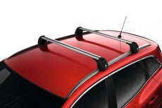 Renault Kadjar Aluminium Roof Bars (Quick-Fix) vehicles WITH roof rails