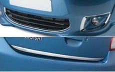 Mitsubishi Mirage Styling Pack, Chrome 2013-2015