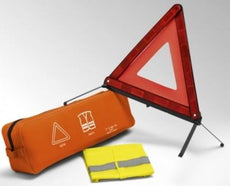 Renault Safety Pack (x2 Jackets, x1 Triangle)