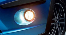 Suzuki Celerio Fog Lamp Kit 2015-