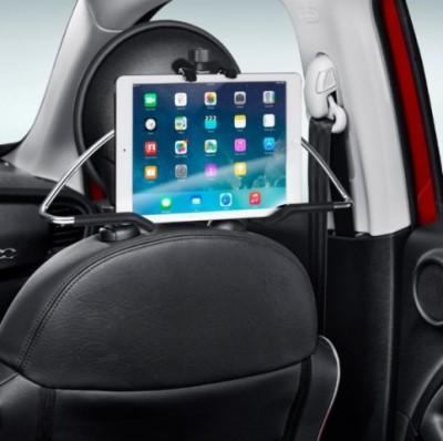 Jeep Renegade Tablet Holder on Headrest