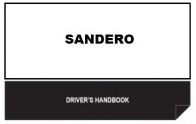 Dacia Sandero 2 Owners Manual (English)