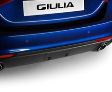 Alfa Romeo Giulia Cover for Tow Bar (Giulia/Super)