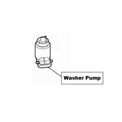 Abarth 500 Washer Pump, Windscreen