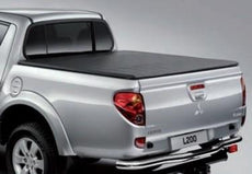 Mitsubishi L200 (S4) Rear Bar with Step 2007-2015