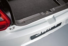 Suzuki Swift Rear Bumper Protection Sheet, Transparent