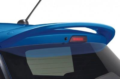 Suzuki Swift Rear Upper Spoiler, Speedy Blue