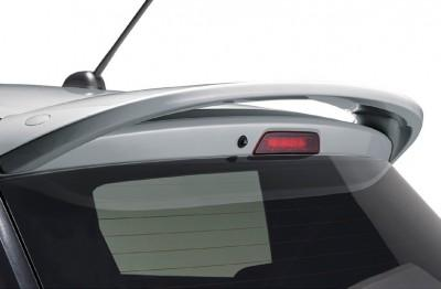 Suzuki Swift Rear Upper Spoiler, Premium Silver