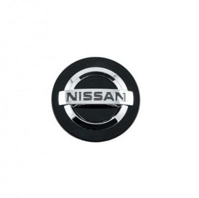 Nissan Ornament-Disc Wheel, Black
