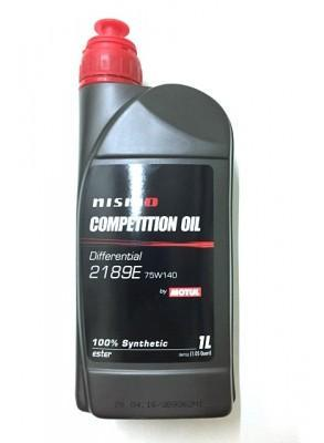 Nissan Nismo Competition Oil 2189E 75W-140 (1-Litre)