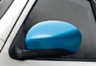 Nissan Juke (F15E) Mirror Covers, Electric Blue 2010-2014