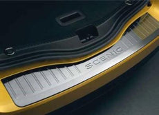 Renault Grand Scenic (4) Boot Sill, Stainless Steel