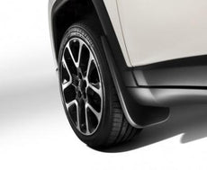 Jeep Compass (M6) Splash Guards, Front