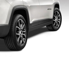 Jeep Compass (M6) Rock Rails, Black