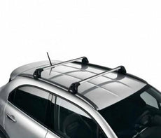 Fiat 500X Roof Cross Bars - vehicles w/o sunroof
