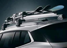 Renault Megane EST (4) Roof Bars, Aluminium for longitudinal bars