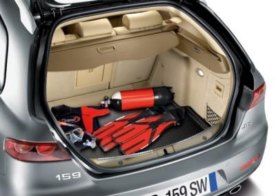 Alfa Romeo 159 Boot Protection Liner, Sportwagon