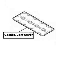 Abarth Gasket, Cam Cover