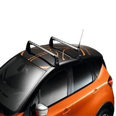Renault Captur Aluminium Roof Bars