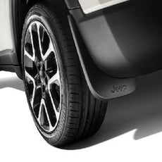 Jeep Compass (M6) Splash Guards, Rear