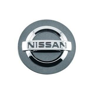Nissan Ornament-Disc Wheel, Grey