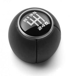 Jeep Renegade Gear Knob, Leather MT