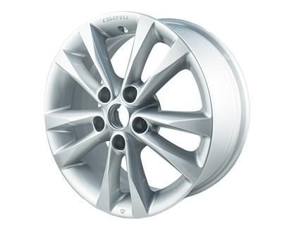 "Nissan Juke (F15E) Alloy Wheel 16"" Accessory Option"