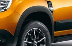 Dacia Duster 2 Wheel Arch Mouldings with sensors